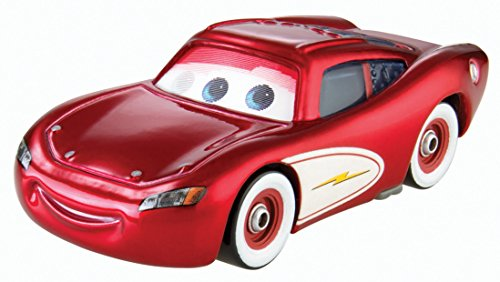 Pixar Disney Cars 1:55 Scale Diecast Cruisin Lightning McQue