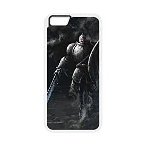 Dark Souls iPhone 6 Plus 5.5 Inch Cell Phone Case White 53Go-233176