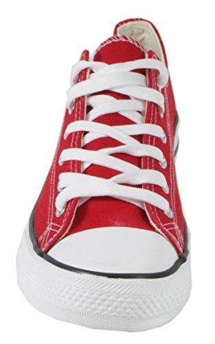 Blu rot Uomo Taschentrend 6308 Sneaker 0EwxaqUT