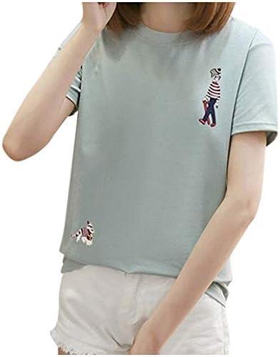 Tシャツ レディース 半袖 花柄 カートン クルーネック ベーシック トップス セクシー シンプル ブラウス スポーツウェア カジュアル ファッション チュニック 大きいサイズ 春夏 カジュアル Tシャツトップ