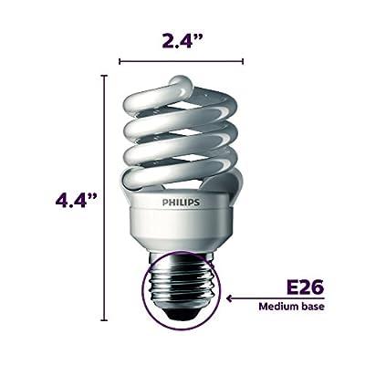 Philips Compact Fluorescent Bulbs