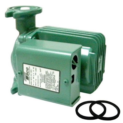(Taco 0013-F3-1IFC Cast Iron Circulator Pump (IFC) 1/6HP)