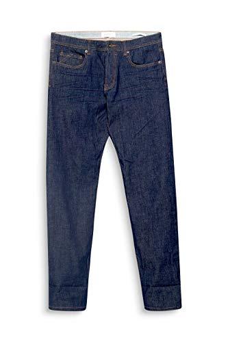 Vaqueros Tapered Esprit Azul Rinse Blue para 900 Hombre vOdwndTq