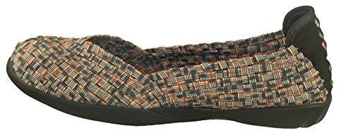 Bernie Mev Women Catwalk Slip-On Flats Shoes