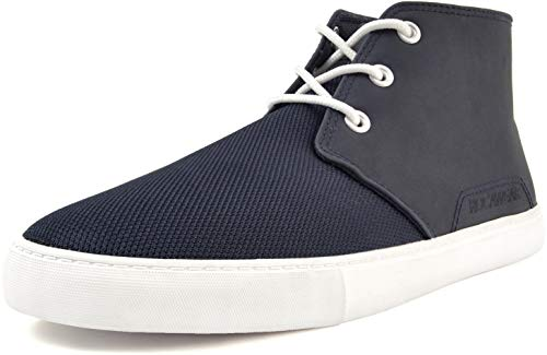 Rocawear Men Chukka; Sneakers for Men with Rubber Sole; Men's Fashion Sneakers Navy ()
