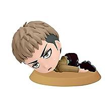 Banpresto Attack on Titan 2.4-Inch Jean Chibi-Kyun-Chara Figure, Training Version