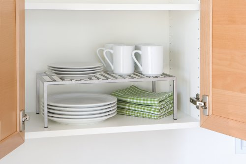 Seville Classics Expandable Kitchen Counter And Cabinet