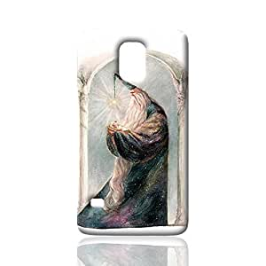 S6 Case, Galaxy S6 Case, Scratch Resistant Hard Bumper Case for Samsung Galaxy S6 Star Spangled Birdie white Hard Case for Samsung Galaxy S6