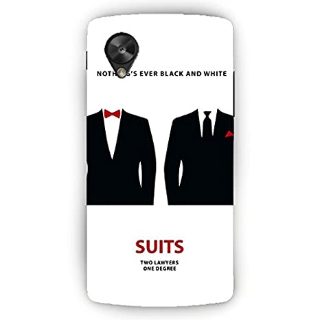 e9db96d5bce0d EYP SUITS Harvey Spector Mike Ross Back Cover Case for  Amazon.in   Electronics