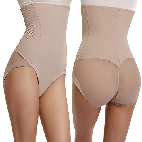 ba6c6f2ed5a67 Joyshaper Tummy Control. Joyshaper High Waist Briefs for Women Panties Butt  Lifter Shapewear .