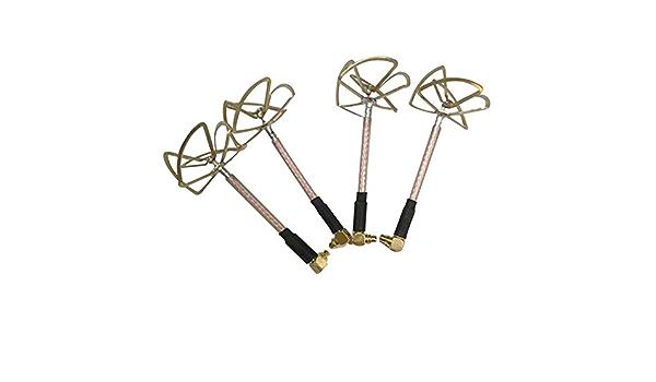 Circular Polarizada VTX Antena Fpv Drone