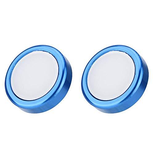 ps4コントローラキャップ コントローラカバー キーキャップ 2本 ABS 金属シェル 高品質 滑りにくい