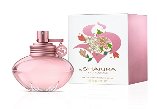 Green Tea Cologne Mist (Shakira S Eau Florale Deluxe Edition Eau De Toilette Spray, 2.7 Ounce)