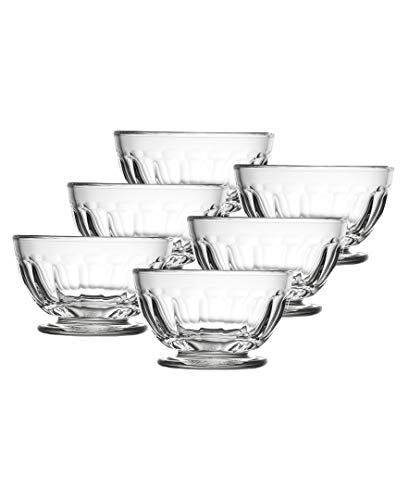 La Rochere Set Of 6, 18-ounce Perigord Bowls - La Rochere Perigord 6 Piece