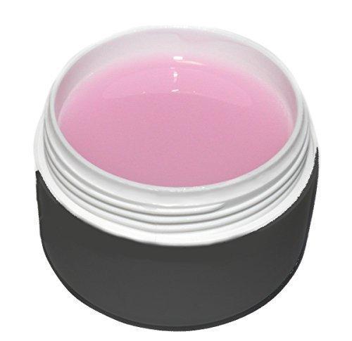 LED construction-gel ledline Pink 15ml Fast Curing, Builder Gel Nail1.eu