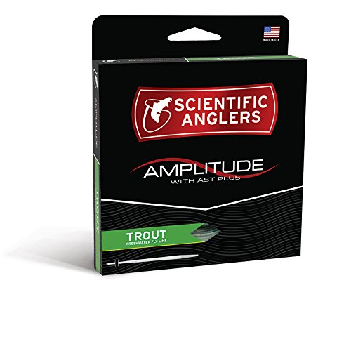 Scientific Anglers Amplitude Trout Fly Line WF4F