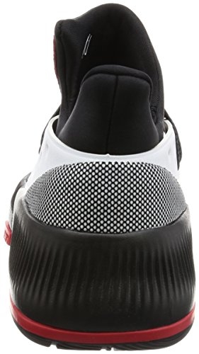 Adidas D Lillard 3 Mannen Basketbalschoenen Noir