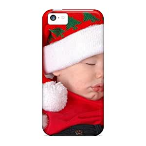 Awesome MEY3570iJvF Loveholiday Defender Tpu Hard Case Cover For Iphone 5c- Christmas Winter