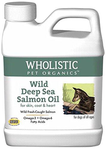 Wholistic Wild Deep Sea Salmon Oil 64 Oz