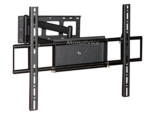 Monoprice Corner Friendly Full-Motion Articulating TV Wall M