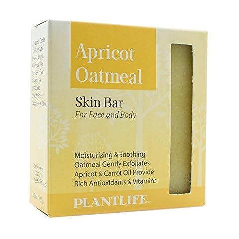 Apricot Oatmeal Skin Bar - Bar Apricot