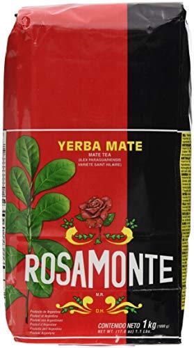Rosamonte - Yerba Mate (con tallos) 1 Kg