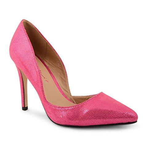 Femmes Dolcis Pour Habillées Chaussures Fuchsia w0Z0SBYxq