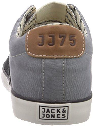 JACK & JONES Jjsurf Cotton Low - zapatilla deportiva de lona hombre multicolor - Mehrfarbig (Griffin)