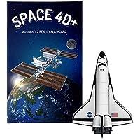 Uzay 4D+ Artırılmış Gerçeklik Kartları