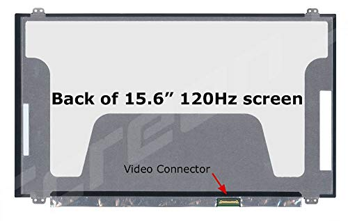 """New N156HHE-GA1 Laptop Led LCD Screen 15.6"""" 120 HZ FHD MSI GT62 GE63 New Replacement LCD Screen for Laptop LED Matte"""