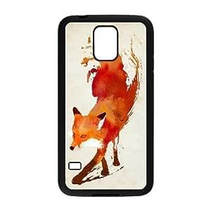 Sly Fox DIY Case for SamSung Galaxy S5 I9600, Custom Sly Fox Case