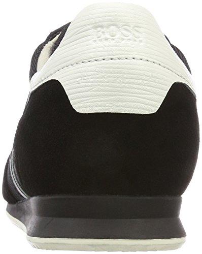 Capo Casual Herren Orland_lowp_ny1 Sneaker Schwarz (nero 001)