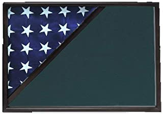 product image for Shadow Box for 5x9.5 Flag, Black Finish
