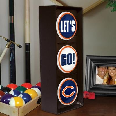 - The Memory Company NFL Chicago Bears Let's Go Light