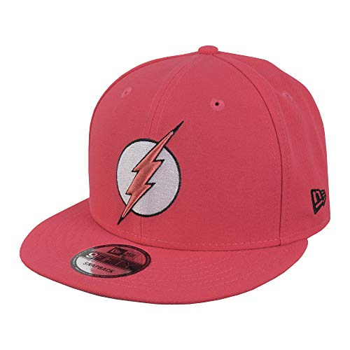 New Era 9FIFTY DC Flash 950 Snapback Cap - Lava Red - One Size