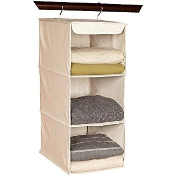 Amazon Com Honey Can Do Sft 01003 Hanging Closet