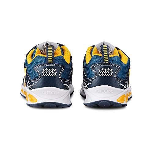 J Basket Enfant Shuttle Bleu C B Geox vHwxqP7qE