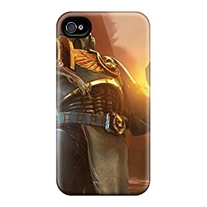 Luoxunmobile333 Fashion Protective Warhammer Space Marine For Case Iphone 5/5S Cover