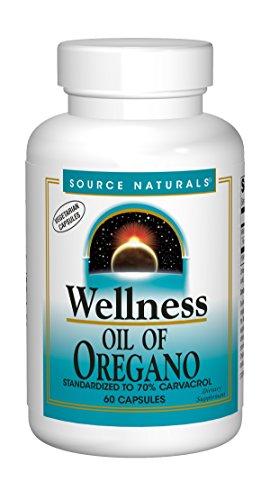 Source Naturals Wellness Oil of Oregano 45mg – 60 Veggie Caps For Sale