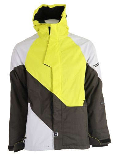 Ride Georgetown Insulated Ski Snowboard Jacket Blackened Forest Sz XL - Ride Georgetown Jacket