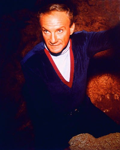 Lost in Space Featuring Jonathan Harris 8x10 Promotional Photograph