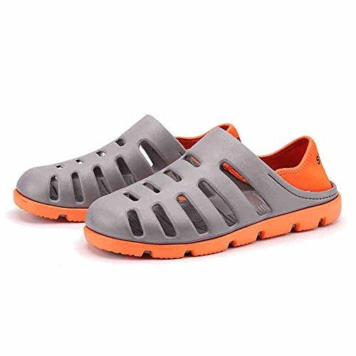 per viaggiare infradito 5 Ciabatte antiscivolo ZHANGRONG in sandali con UK6 CN40 leggeri in A A ideale EU39 estate dimensioni in EVA spiaggia traspirante plantare Colore xOAIBOqw