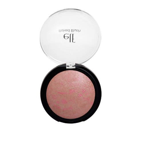 E L F  Studio Baked Blush 83353 Passion Pink