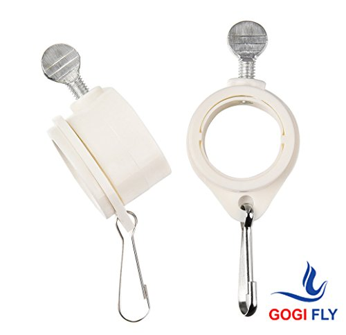 Pole Mounting Clips ([GOGIFLY] - 1