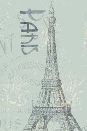 Paris: A Large 6x9