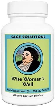 Wise Women's Well 60 Tablets