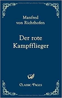Book Der Rote Kampfflieger (German Edition)
