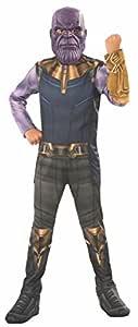 Rubie's Marvel - Avengers Infinity War - Thanos Child Costume, Size M (5-7Yrs)