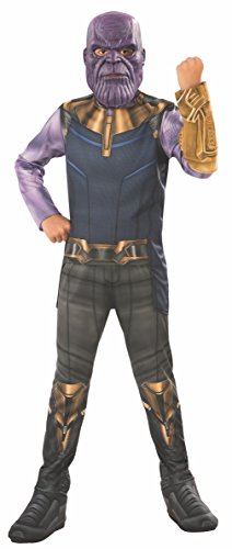 Rubie's Marvel Avengers: Infinity War Thanos Child's Costume, Medium by Rubie's