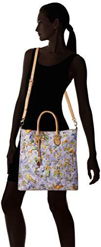Cm Guidi H L Blu 37 Piero Mano Grande X cielo Donna Borsa Handbag w 5x35x9 Anita A TqZdv